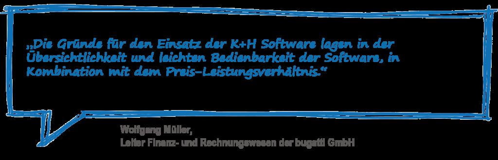Bugatti ueber fimox R - fimox Buchhaltungssoftware