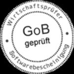GoB geprueft - fimox Buchhaltungssoftware